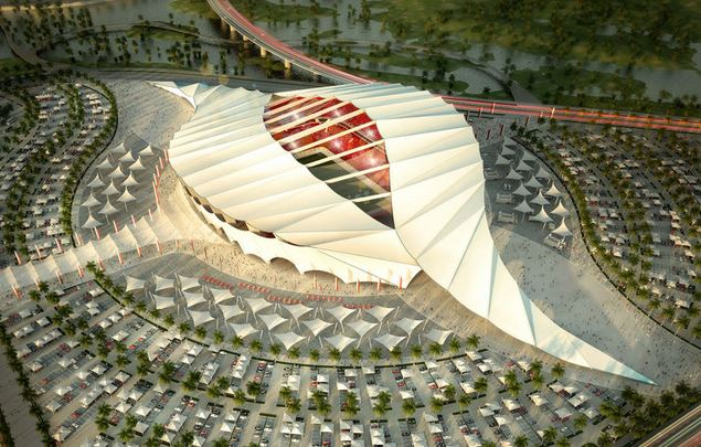 Proposed Qatar World Cup stadiums, Al-Khor Stadium , world cup venues, fifa qatar