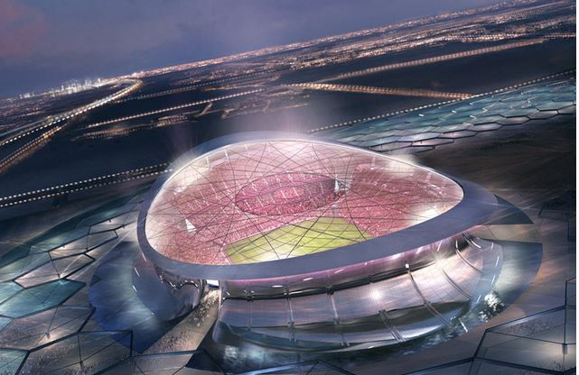 Proposed Qatar World Cup stadiums, Lusail Iconic Stadium, qatar 2022