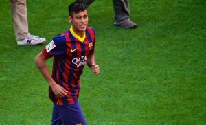 neymar, barcelona, brazilian, sensation, rising star, expensive footballer, highest paid soccer players