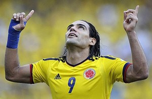 radamel, falcao, colombian, striker, manu loan, monaco star, highest paid soccer players
