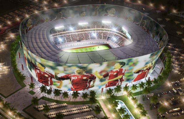 Proposed Qatar World Cup stadiums, Al-Rayyan Stadium , fifa qatar