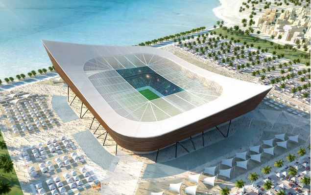 Proposed Qatar World Cup stadiums, Al-Shamal Stadium , fifa qatar