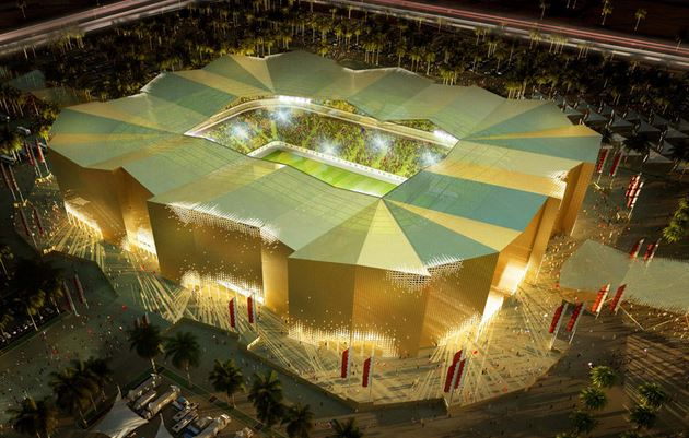 Proposed Qatar World Cup stadiums, Umm Slal Stadium , world cup venues