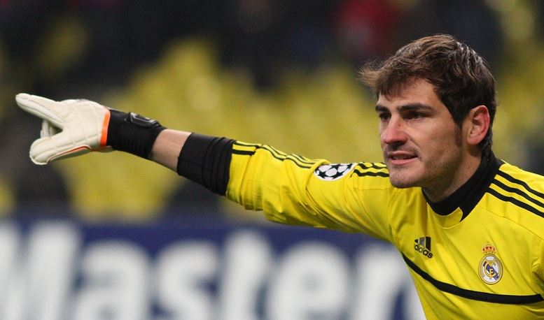 Top 10 highest paid footballers in La Liga 2014, Iker casillas, spain captain, madrid captai, real star