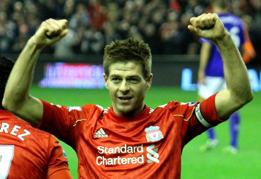 Top five highest paid Midfielders in Barclays Premier League , steven gerrard, liverpool star, best midfielder