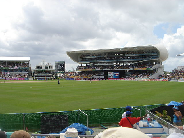 Kensington Oval, cricket ground, ICC world cup, cricket stadium