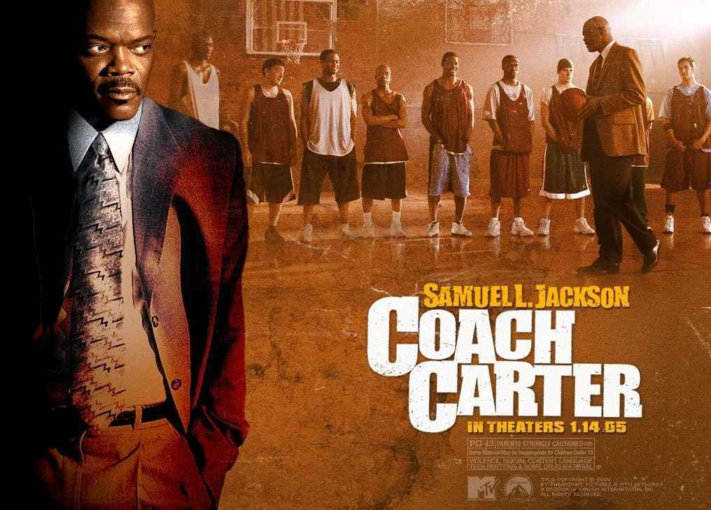 Top 10 Best Basketball Movies, Coach Carter (2005), top basketball movies