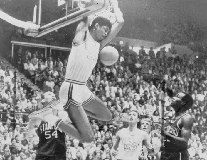 Top 10 Most Famous Basketball Players, Kareem Abdul Jabbar