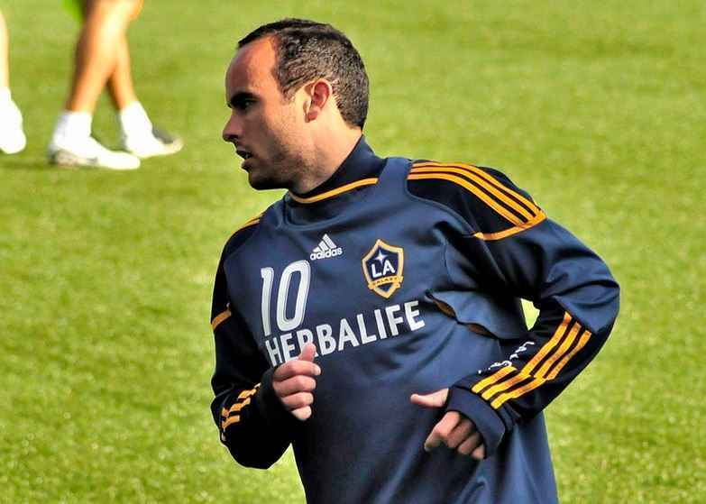 Top 10 Highest Paid MLS Players in 2015, Landon Donovan