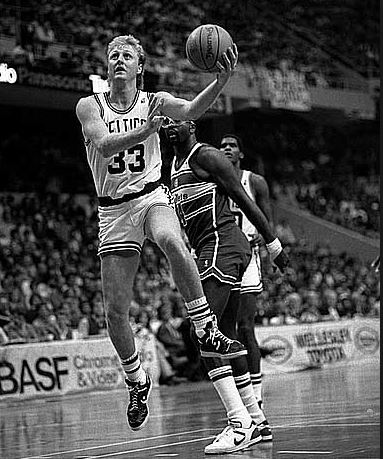 Top 10 Most Famous Basketball Players, Larry Bird