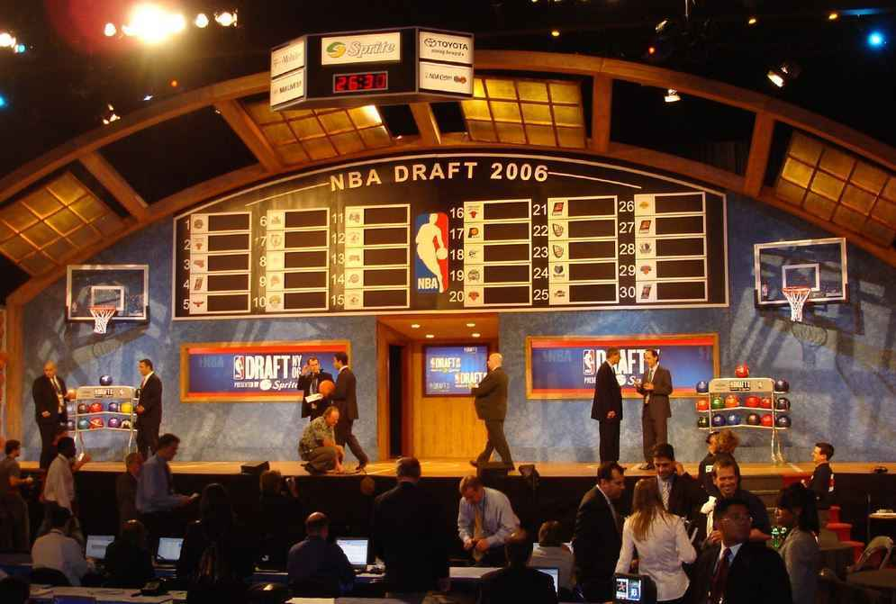 How Many Teams Are In The NBA?, NBA draft