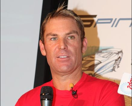 Top 10 Richest Cricketers in the World, Shane Warne, australian cricketer