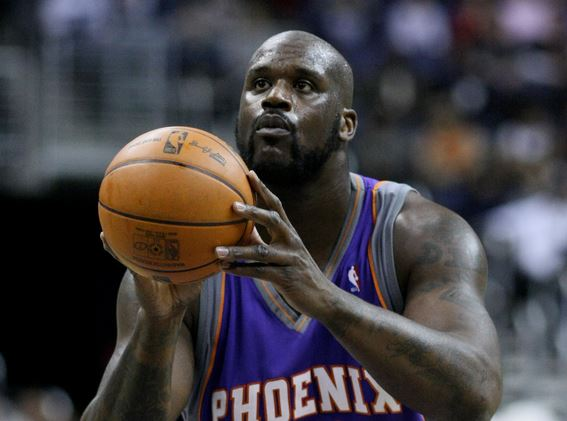 Top 10 Most Famous Basketball Players, Shaquille O'Neal