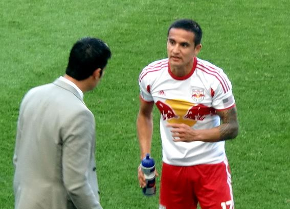Top 10 Highest Paid MLS Players in 2015, Tim Cahill