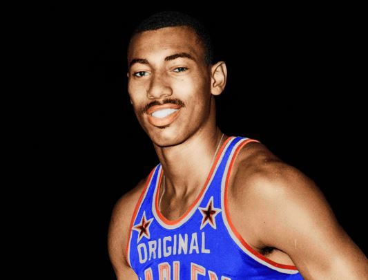 Top 10 Most Famous Basketball Players, Wilt Chamberlain