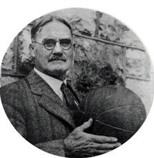 The History of Basketball Timeline in America, inventor of Basketball, James Naismith