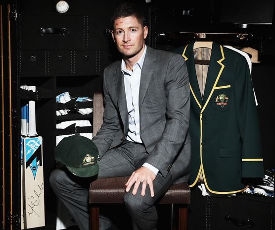 clarke, hottest cricketers, skilled cricketers, dashing cricketers, stylish cricketers