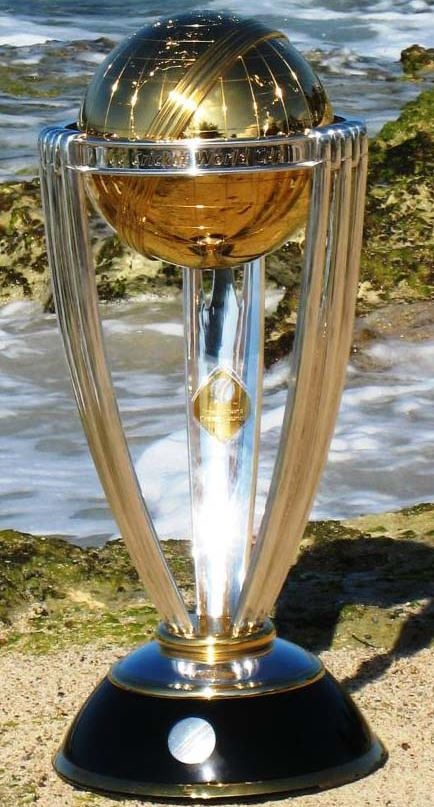 ICC Cricket World Cup Statistics And History Trophy