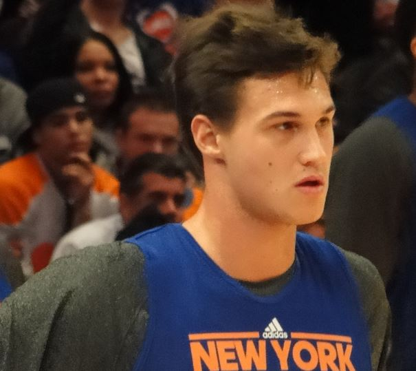 Top 10 best looking NBA players, Danilo Gallinari
