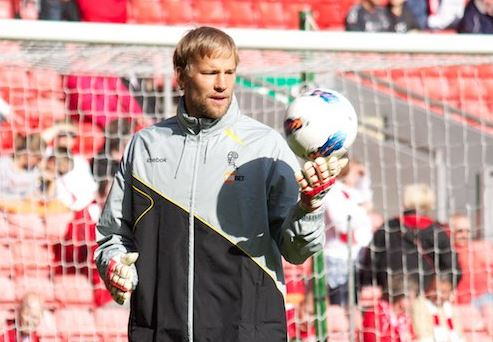 Top 10 English Premier League Goalkeepers in 2015, Jussi Jaaskelinen
