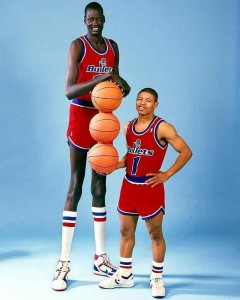 Top 10 Tallest NBA Players in the World 2015, Manute Bol