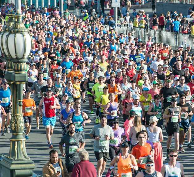 Top 10 Most Popular Sports in Australia, Melbourne Marathon, australian marathon