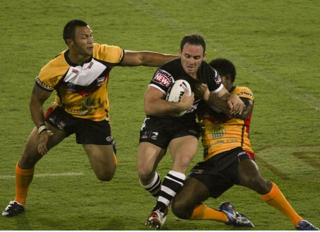 Top 10 Most Popular Sports in Australia, National Rugby League (NRL)