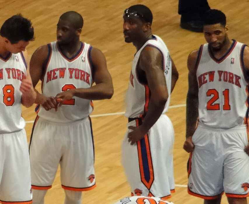 Top 10 NBA finals winners in all-time NBA Championship, New York Knicks