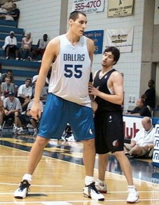 Top 10 Tallest NBA Players in the World 2015, Pavel Podkolzin