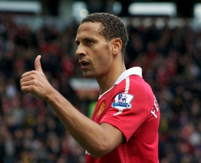 Top 10 Richest Football Players in English Premier League, Rio Ferdinand