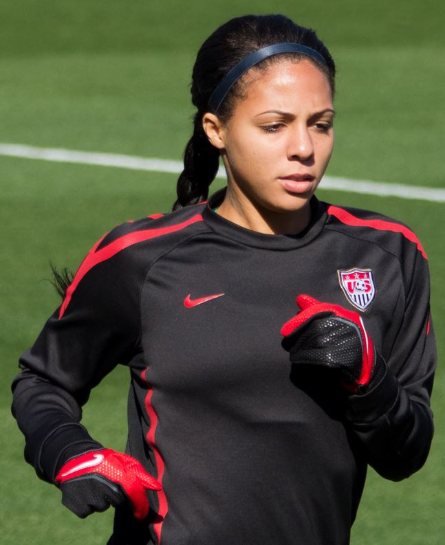 Top 10 Highest Paid Female Soccer Players 2015, Sydney Leroux