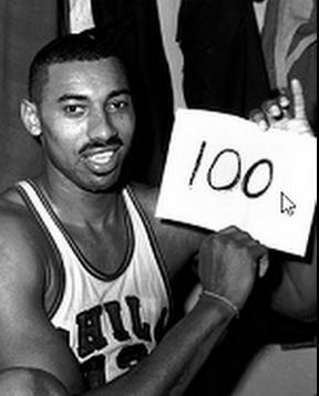 Wilt Chamberlain, NBA records