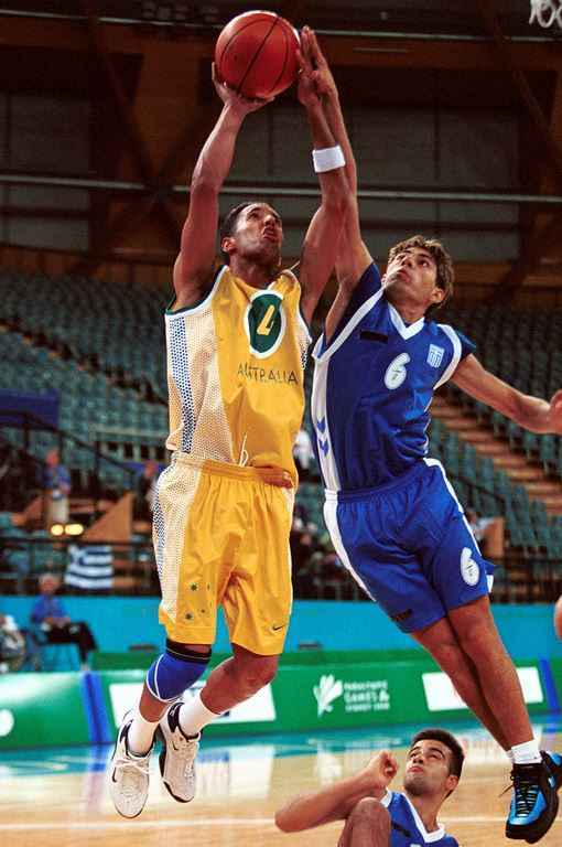 Useful Information on Basketball Australia, olympic, australia basketball