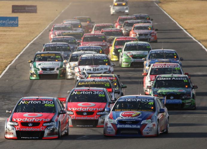 Top 10 Most Popular Sports in Australia, car racing in Australia
