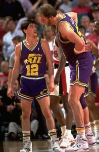 Top 10 Tallest NBA Players in the World 2015, mark eaton