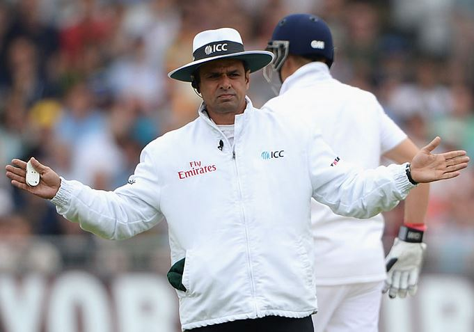 Top 10 Best Umpires in Cricket World 2015, Aleem Dar