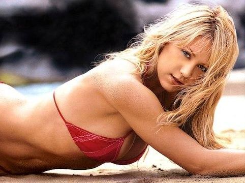 Top 10 Hottest Female Tennis Players of all time, Anna Kournikova