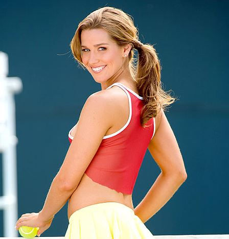 Top 10 Hottest Female Tennis Players of all time, Ashley Harklero