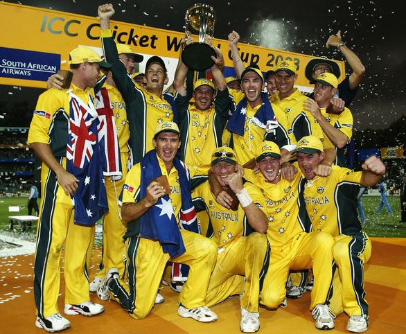 ICC World Cup 2015 | 15 Interesting Facts about ICC Cricket World Cup, Australia wiining records, most successful in ICC cricket world cup