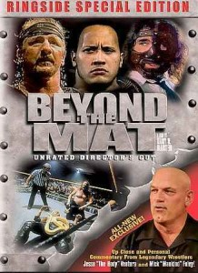 Top 10 Best Sports Documentaries of All time, Beyond The Mat (1999)