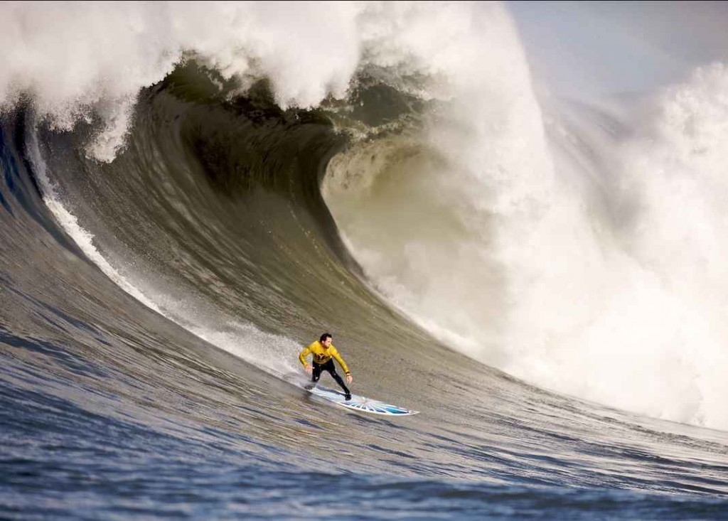 Top 10 Most Dangerous Sports in the World | Extreme Sports List, Big wave surfing