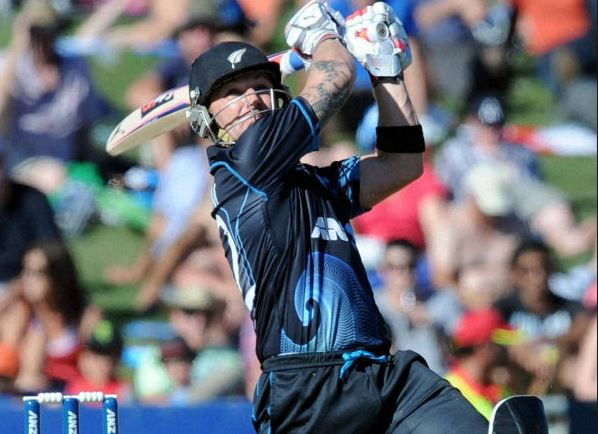 Top 10 Batsmen with Most Sixes in ODI Cricket, Brendon McCullum
