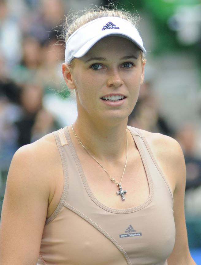 Top 10 Highest Paid Female Athletes in the world 2015, Caroline Wozniacki