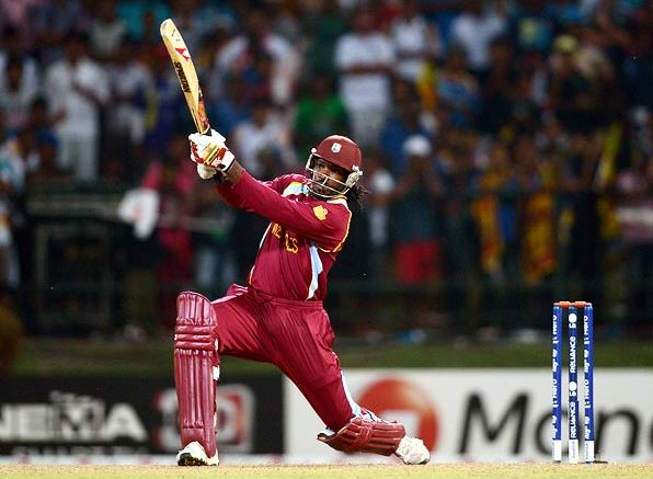 Top 10 Batsmen with Most Sixes in ODI Cricket, Chris Gayle