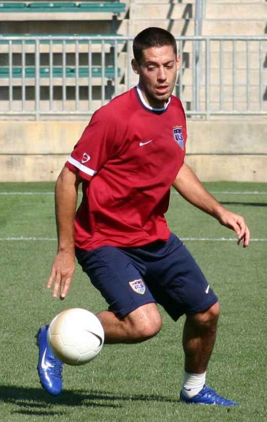 Top 10 Best American Soccer Players | USA Soccer Players, Clint Dempsey