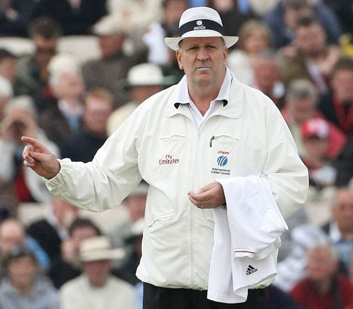 Top 10 Best Umpires in Cricket World 2015, Darrell Hair