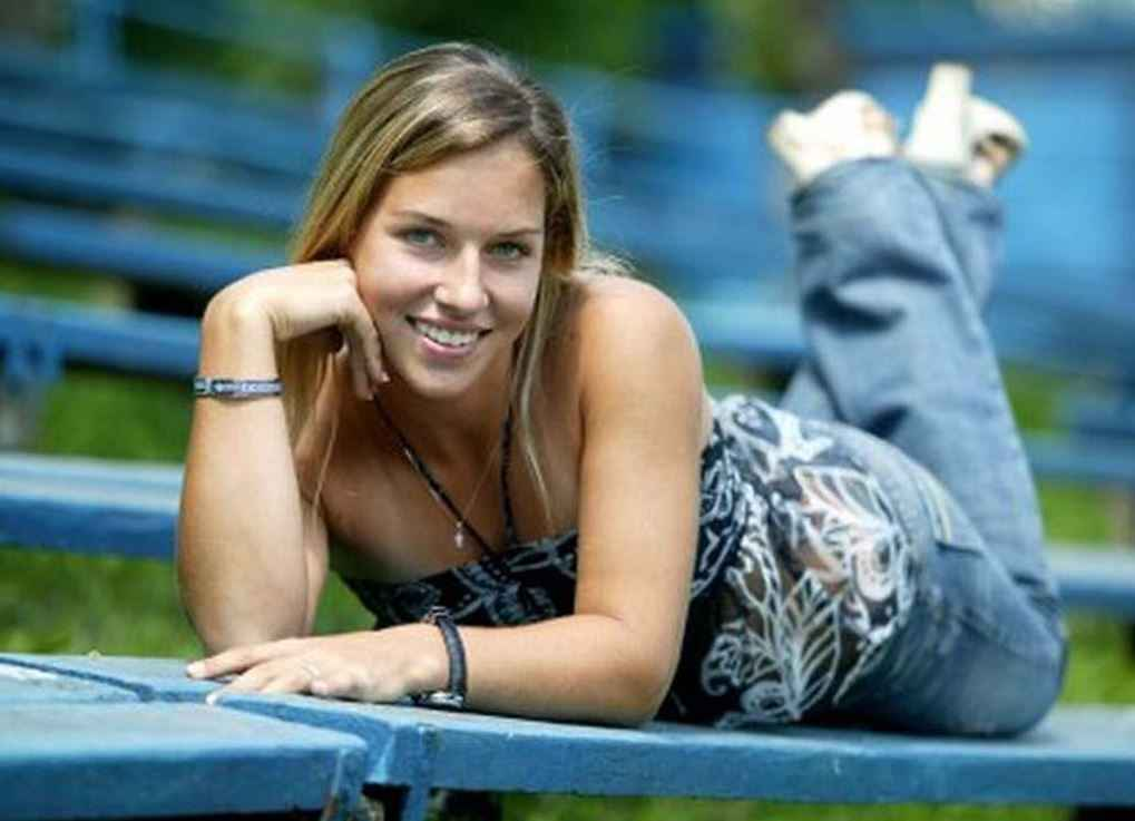 Dominica cibulkova is hot part 1 - 2 part 7