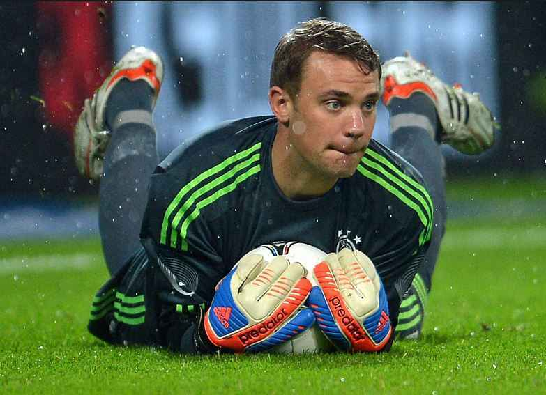 Top 10 FIFA 15 Player Ratings   FIFA 15 Best Players, GK Manuel Neuer