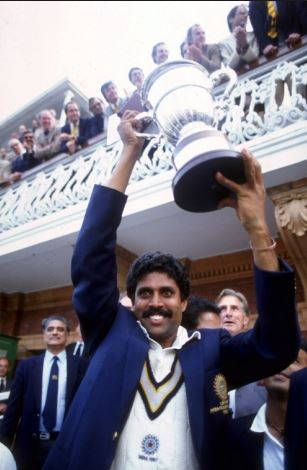 Top 10 Greatest All-Rounders in Cricket of all-time, Kapil Dev