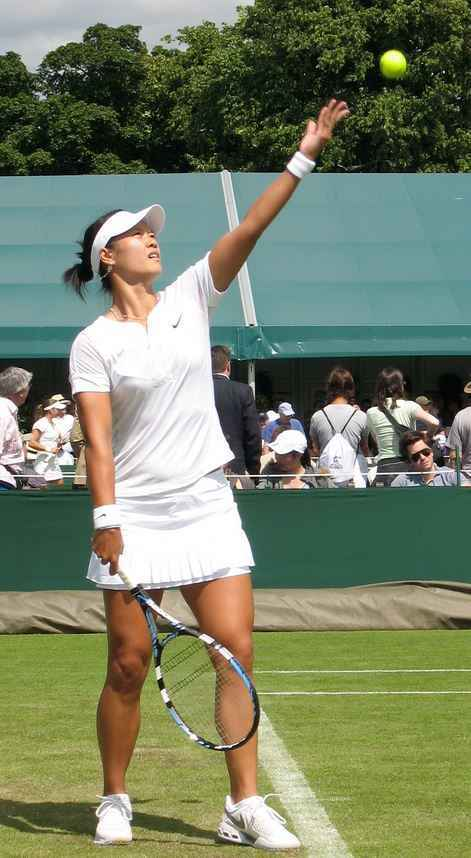 Top 10 Highest Paid Female Athletes in the world 2015, Li Na